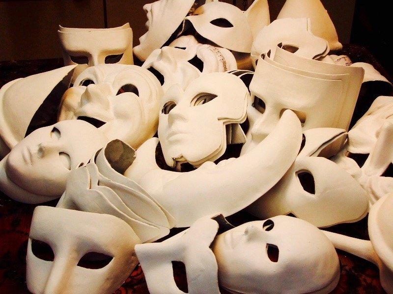 maschere snodi