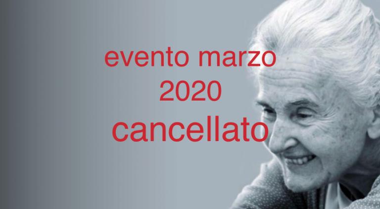 Jacqueline Morineau a Milano: marzo 2020